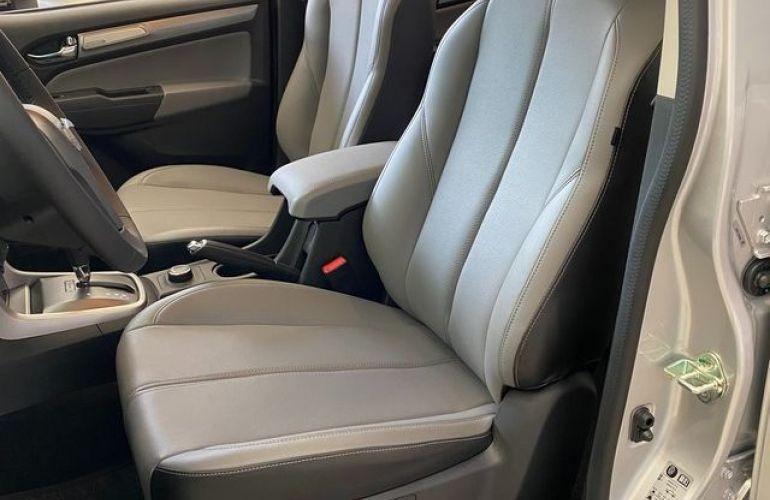 Chevrolet S10 LTZ 4X4 Cabine Dupla 2.8 Turbo Diesel - Foto #7