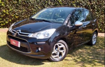 Citroën C3 Exclusive 1.6 VTI 120 (Flex) (Aut)
