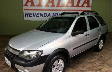 Fiat Palio Weekend Adventure 1.8 8V (Flex) - Foto #2