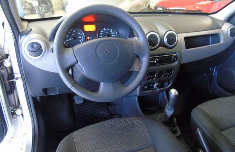 Renault Sandero Expression 1.6 8V Hi-Flex - Foto #5