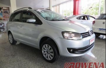 Volkswagen Spacefox 1.6 Mi 8V Total Flex