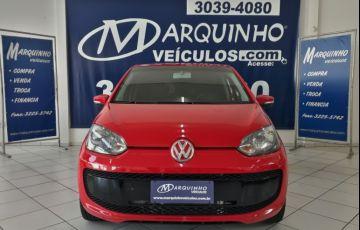 Volkswagen Up! 1.0 12v TSI E-Flex Red Up! - Foto #3
