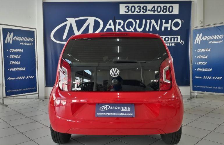 Volkswagen Up! 1.0 12v TSI E-Flex Red Up! - Foto #4