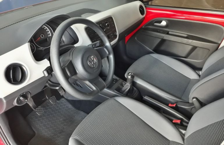 Volkswagen Up! 1.0 12v TSI E-Flex Red Up! - Foto #9