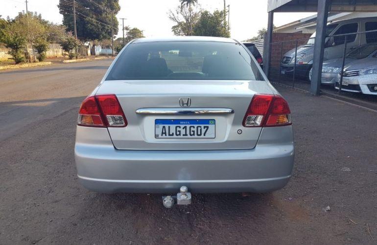 Honda Civic Sedan LXL 1.7 16V (Aut) - Foto #9