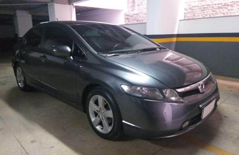 Honda Civic LXS 1.8 i-VTEC (Flex) - Foto #4