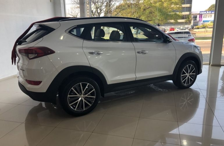 Hyundai New Tucson Limited 1.6 GDI Turbo (Aut) - Foto #6