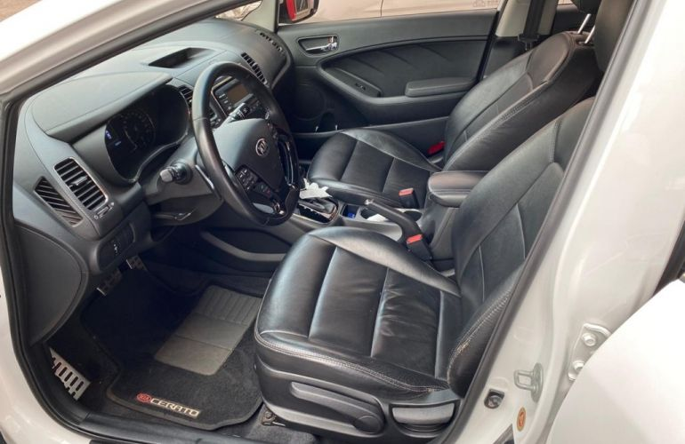 Kia Cerato SX 1.6 (Aut) (Flex) E.395 - Foto #7