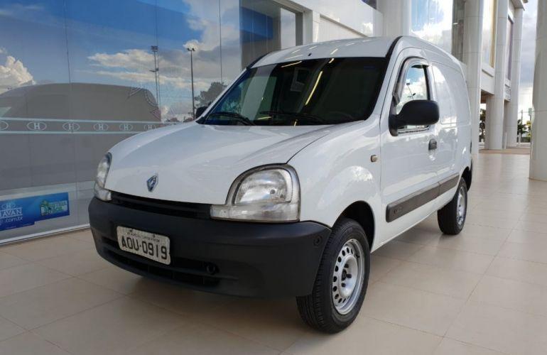 Renault Kangoo Express 1.6 16V Com Porta Lateral(Flex) - Foto #1