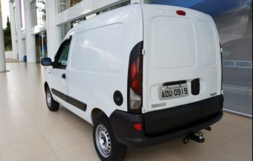 Renault Kangoo Express 1.6 16V Com Porta Lateral(Flex) - Foto #4
