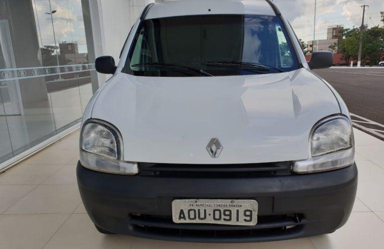 Renault Kangoo Express 1.6 16V Com Porta Lateral(Flex) - Foto #8