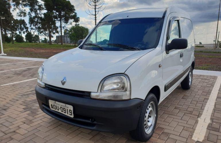 Renault Kangoo Express 1.6 16V Com Porta Lateral(Flex) - Foto #9