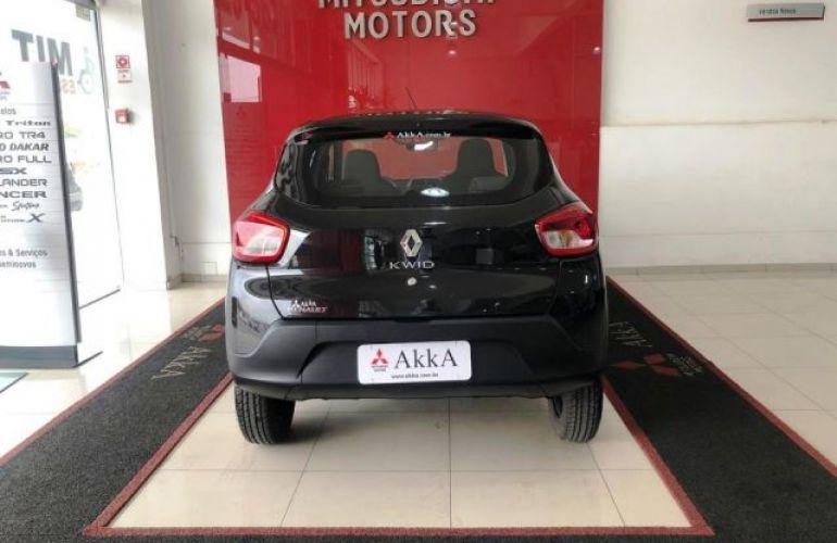Renault KWID Life 1.0 12V - Foto #6
