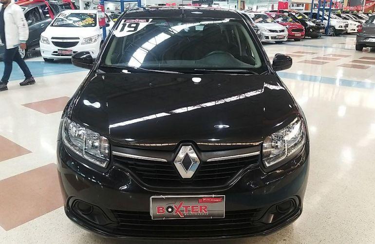 Renault Logan 1.0 12v Sce Expression - Foto #4