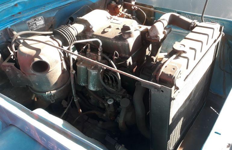 Toyota Bandeirante Picape BJ55LPB 4x4 3.7 (cab. simples) - Foto #3