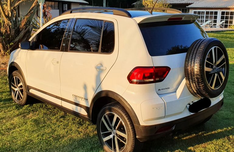 Volkswagen CrossFox 1.6 16v MSI I-Motion (Flex) - Foto #7