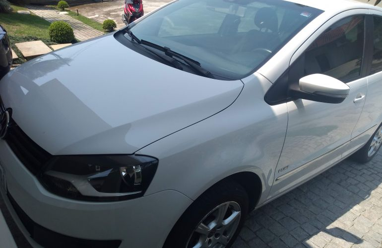Volkswagen Fox 1.6 VHT I-Motion (Flex) - Foto #10