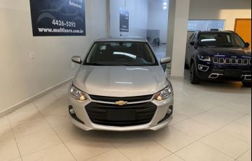 Chevrolet Onix LT 1.0 Turbo - Foto #9
