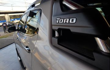 Fiat Toro 2.0 16V Turbo Ranch 4wd - Foto #8