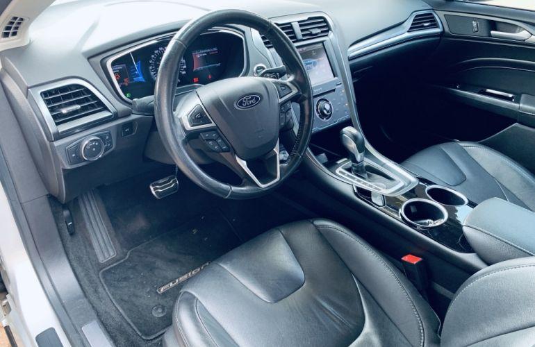 Ford Fusion 2.0 16V FWD GTDi Titanium (Aut) - Foto #6