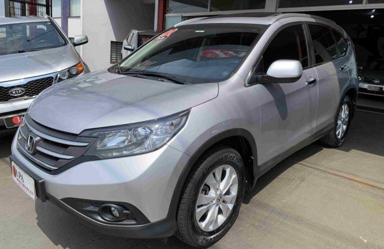 Honda CR-V 2.0 16V 4X4 EXL (aut) - Foto #2