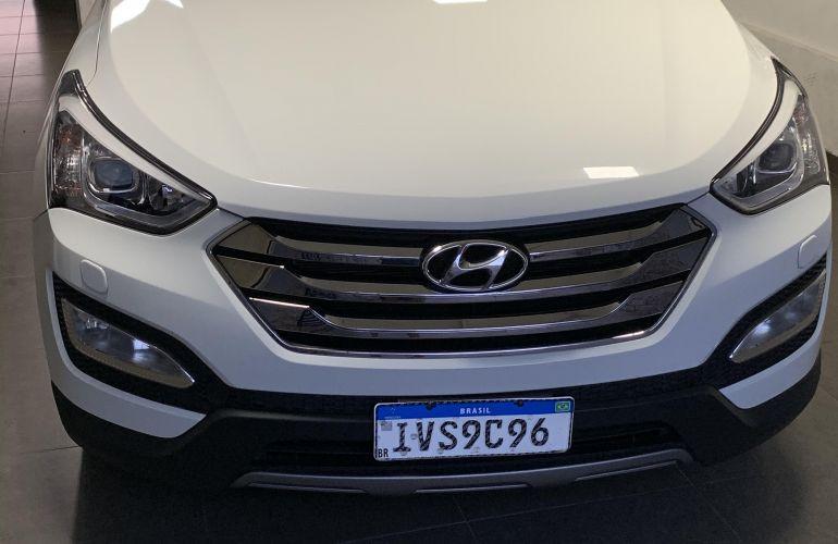 Hyundai Santa Fe GLS 3.3L V6 4x4 (Aut) 7L - Foto #5