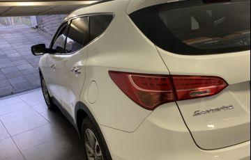 Hyundai Santa Fe GLS 3.3L V6 4x4 (Aut) 7L - Foto #6