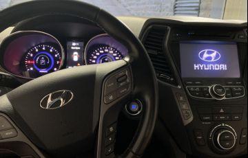 Hyundai Santa Fe GLS 3.3L V6 4x4 (Aut) 7L - Foto #9