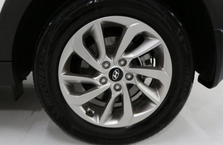 Hyundai Tucson GLS 1.6 Turbo - Foto #4