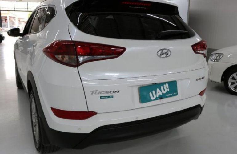 Hyundai Tucson GLS 1.6 Turbo - Foto #5