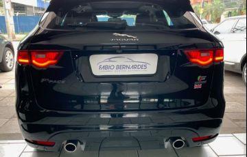 Jaguar F-Pace S AWD 3.0 V6  Supercharged 380 cv - Foto #6