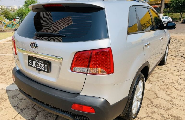 Kia New Sorento 2.4 EX (Aut) (S263) - Foto #3