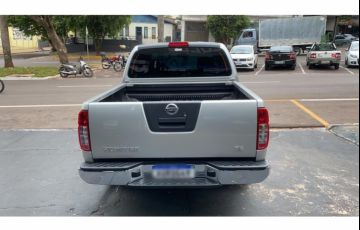Nissan Frontier SE Attack 2.5 4x2 (Cab.Dupla) - Foto #2