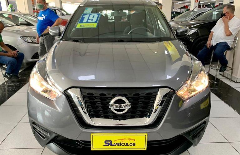 Nissan Kicks 1.6 16V Flexstart S - Foto #2