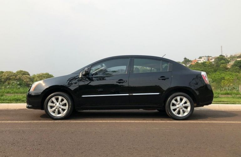 Nissan Sentra S 2.0 16V (Aut) (flex) - Foto #2