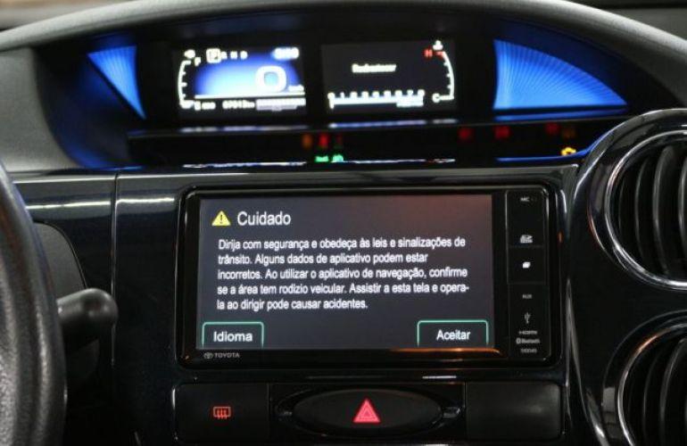 Toyota Etios Sedan XLS 1.5 16V Flex - Foto #8