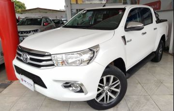 Toyota Hilux 2.7 Sr 4x2 CD 16v - Foto #1