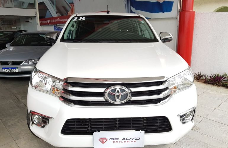 Toyota Hilux 2.7 Sr 4x2 CD 16v - Foto #2
