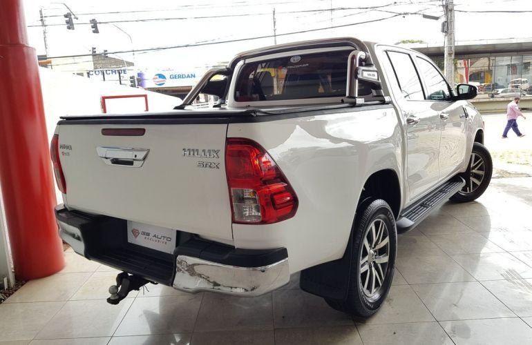 Toyota Hilux 2.7 Sr 4x2 CD 16v - Foto #3