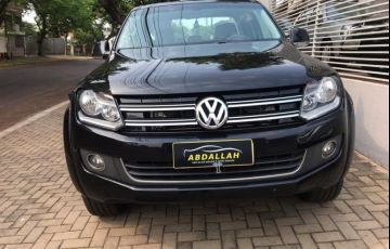 Volkswagen Amarok 2.0 CD 4x4 TDi Highline (Aut) - Foto #8