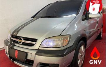 Chevrolet Zafira 2.0 MPFi Elegance 8V Flex 4p Automático - Foto #1