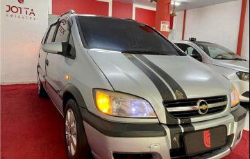 Chevrolet Zafira 2.0 MPFi Elegance 8V Flex 4p Automático - Foto #4