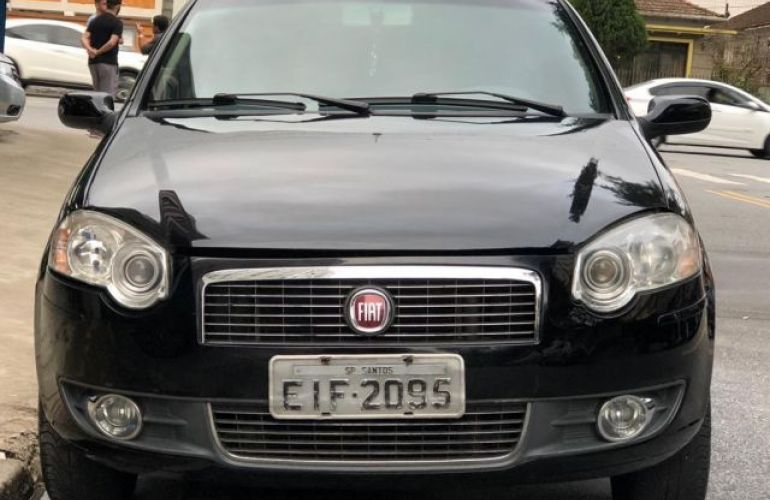 Fiat Palio ELX 1.4 MPI 8V Flex 4P - Foto #1