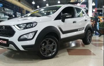 Ford Ecosport 2.0 Direct Storm 4wd - Foto #3