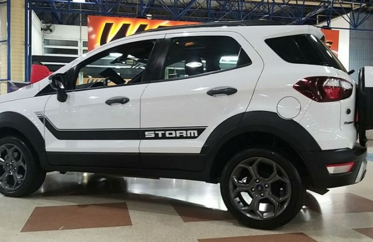 Ford Ecosport 2.0 Direct Storm 4wd - Foto #10