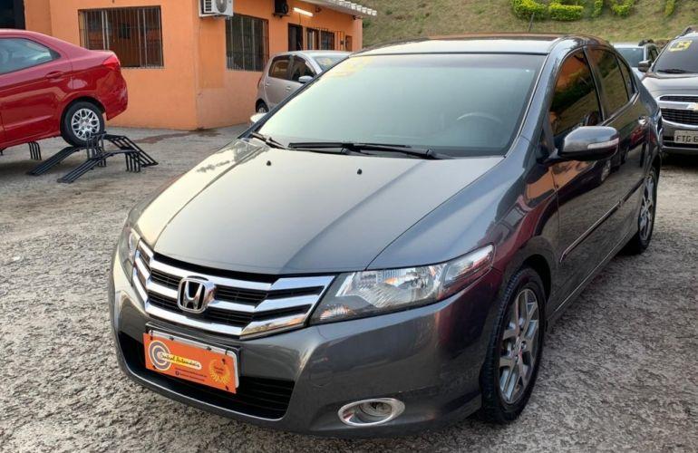 Honda City EX 1.5 (Flex) (Aut) - Foto #1