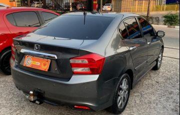 Honda City EX 1.5 (Flex) (Aut) - Foto #4