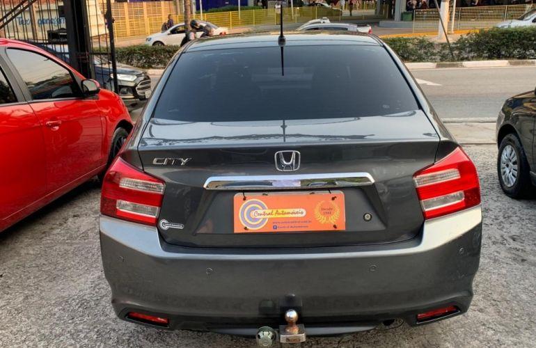 Honda City EX 1.5 (Flex) (Aut) - Foto #6