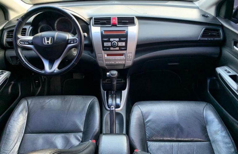 Honda City EX 1.5 (Flex) (Aut) - Foto #7