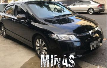Honda Civic LXL 1.8 16V Flex - Foto #2